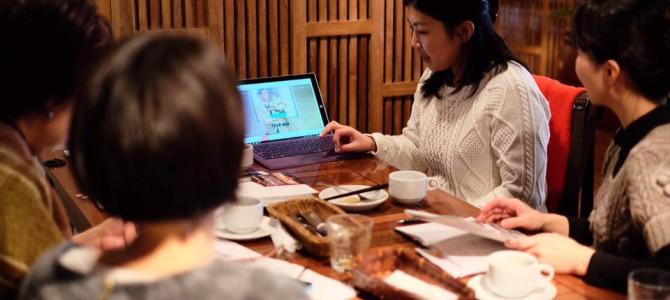 ホームページを作ってみたい起業女性のためのJimdo講座のお知らせ