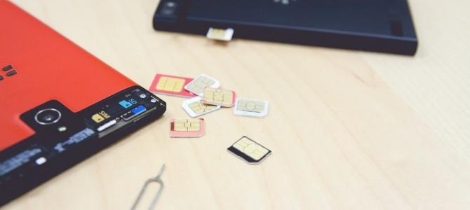 スマホを安く持てるらしい。格安SIMってそもそも何?